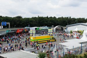 F1 FanZone in Hockenheim 2016