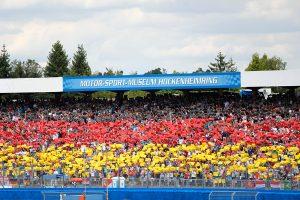 Formula 1 Grand Prix in Hockenheim 2016