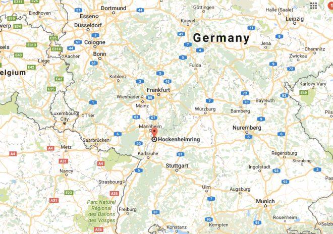 Hockenheim, Baden Wüttenberg