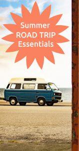 summer road trip essentials