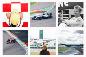 Formula 1 GP in Hockenheim 2016