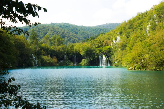 Visiting the Plitvice Lakes National Park