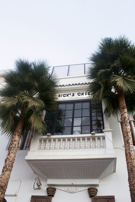 Rick's Cafe, Casablanca