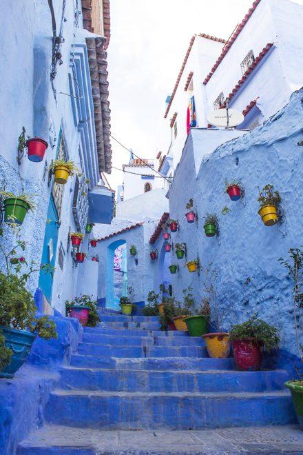 Chefchaouen, Morocco