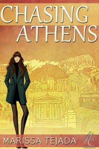 Chasing Athens, Marissa Tejada