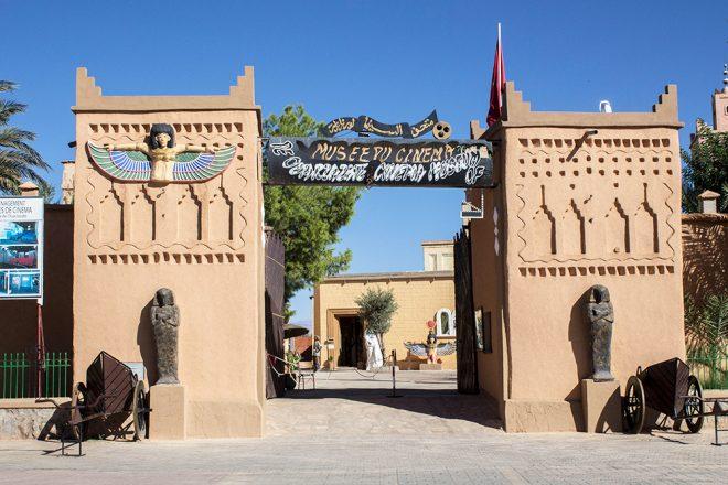 Cinema Museum, Ouarzazate, Morocco