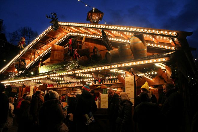 Christmas Markets, Munich