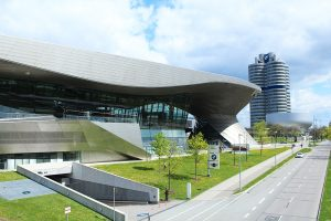 BMW Welt and Museum, Munich