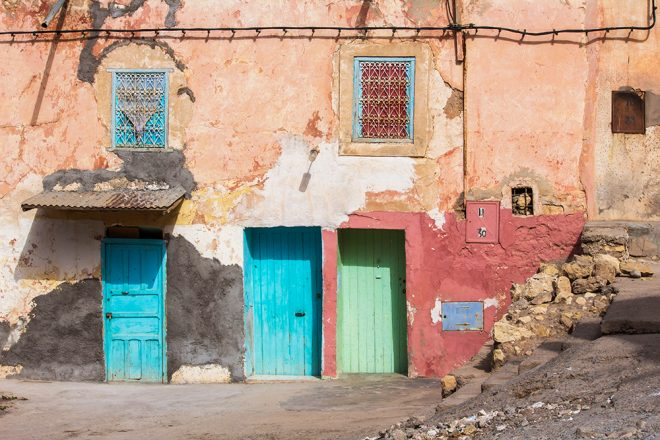 Colors of Morocco