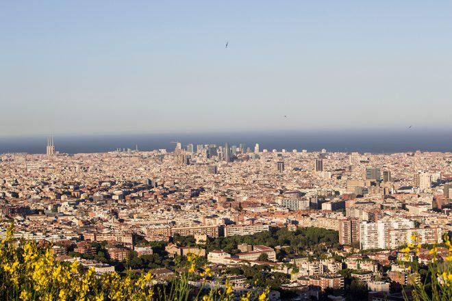 Collserola Park, Barcelona