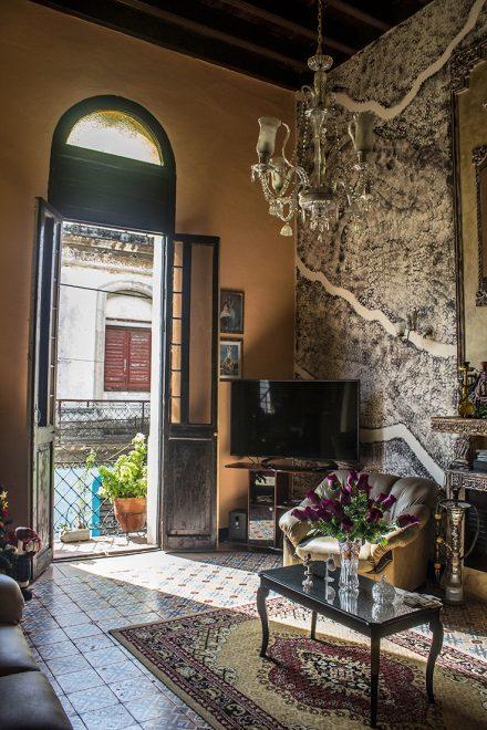 Casa Particular, Havana, Cuba