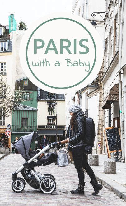 Paris with a babyParis with a baby