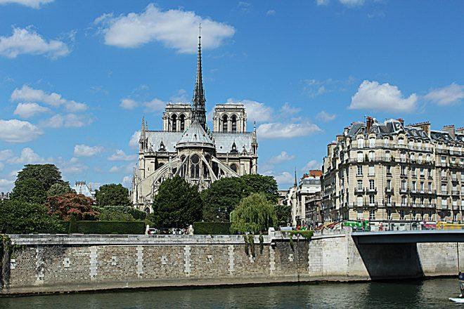 Nôtre Dame, Paris