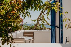 Dryades Family Hotel, Paros, Greece
