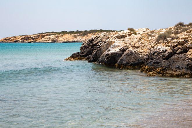 Faragas Beach, Paros, Greece