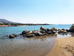 Trypitis beach, Paros, Greece