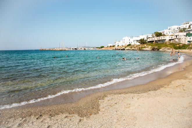 Piperi beach, Paros, Greece