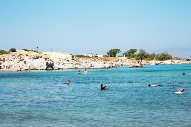 Kolymbithres Beach, Paros, Greece