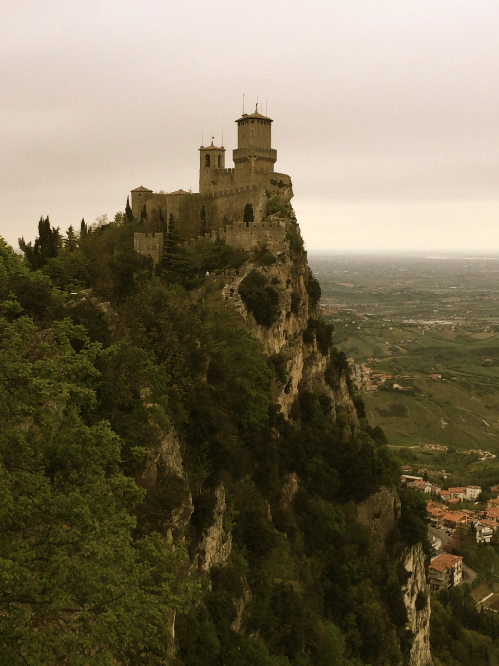 Discovering the world's oldest Republic: San Marino
