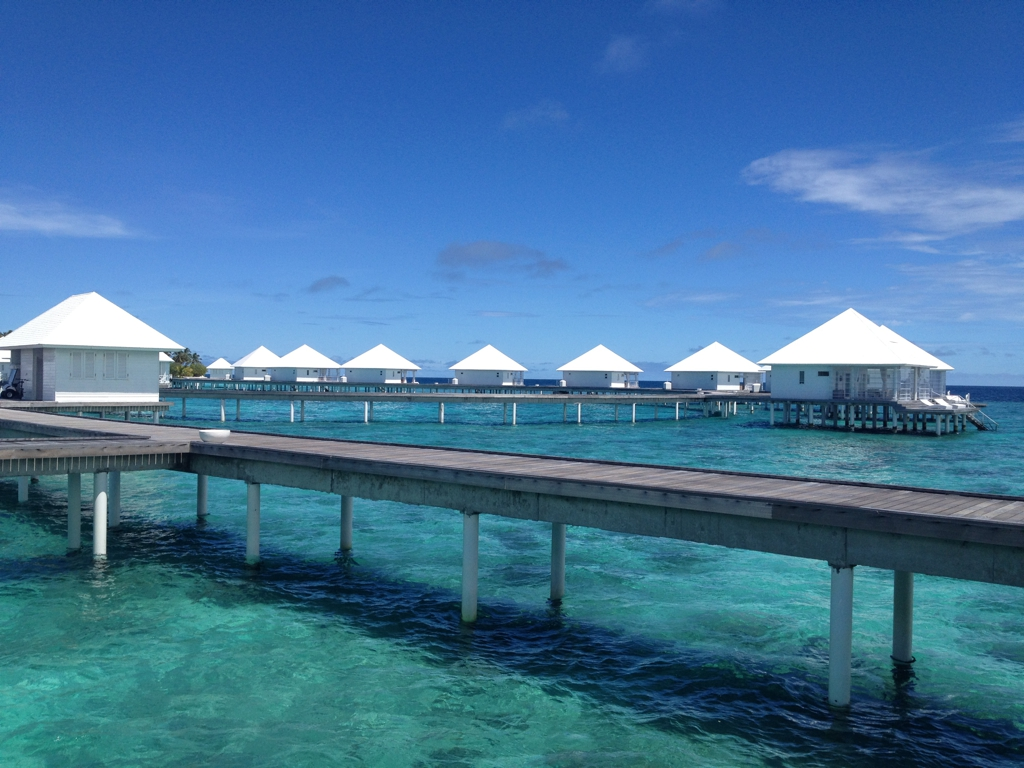 Hotel review: Diamonds Thudufushi, Maldives