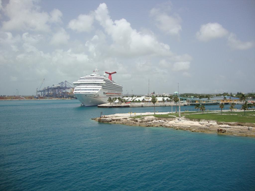 Trip fail: The Bahamas