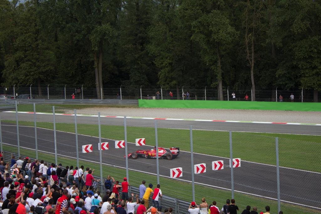 Formula 1 Grand Prix in Monza