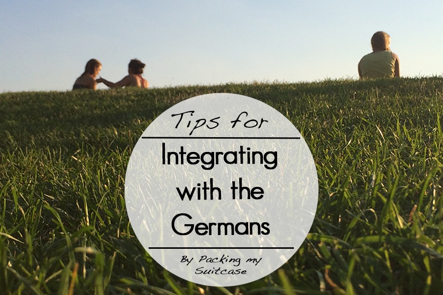 Integrating with the Germans