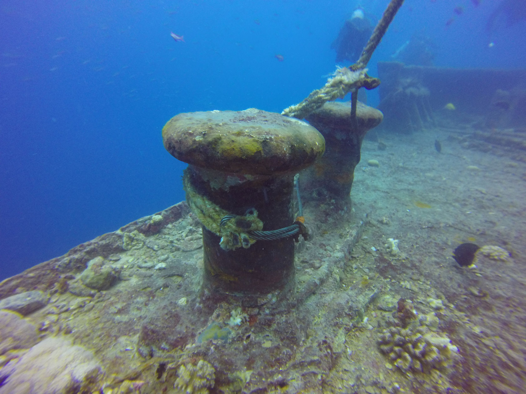 Diving the SS Thistlegorm