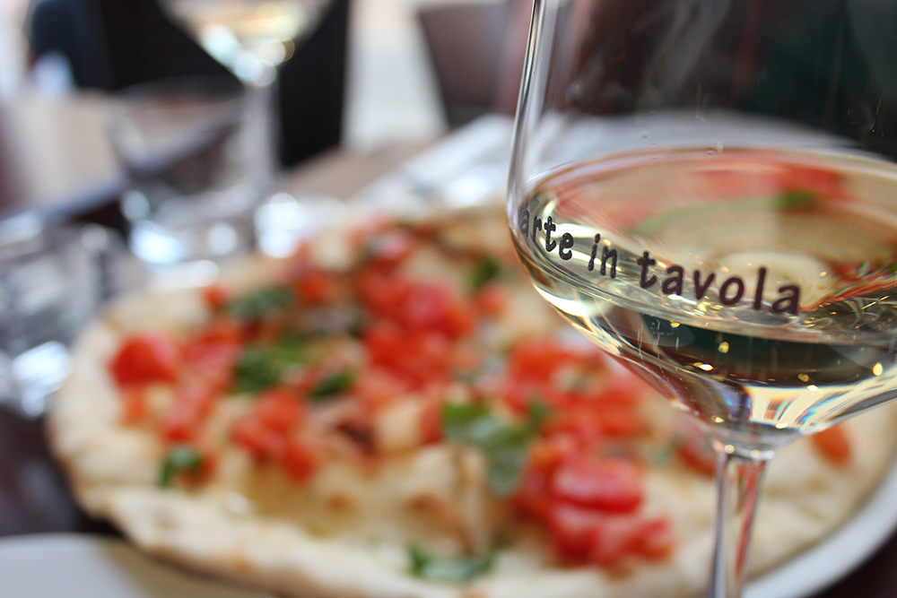 Reviewed: Arte in Tavola