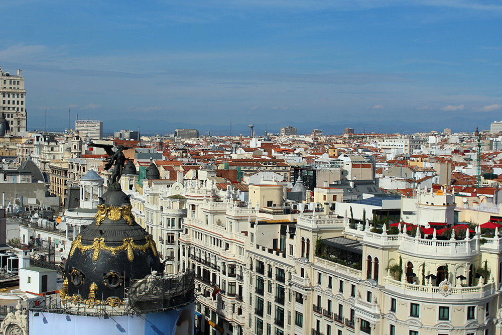 10 hours in Madrid