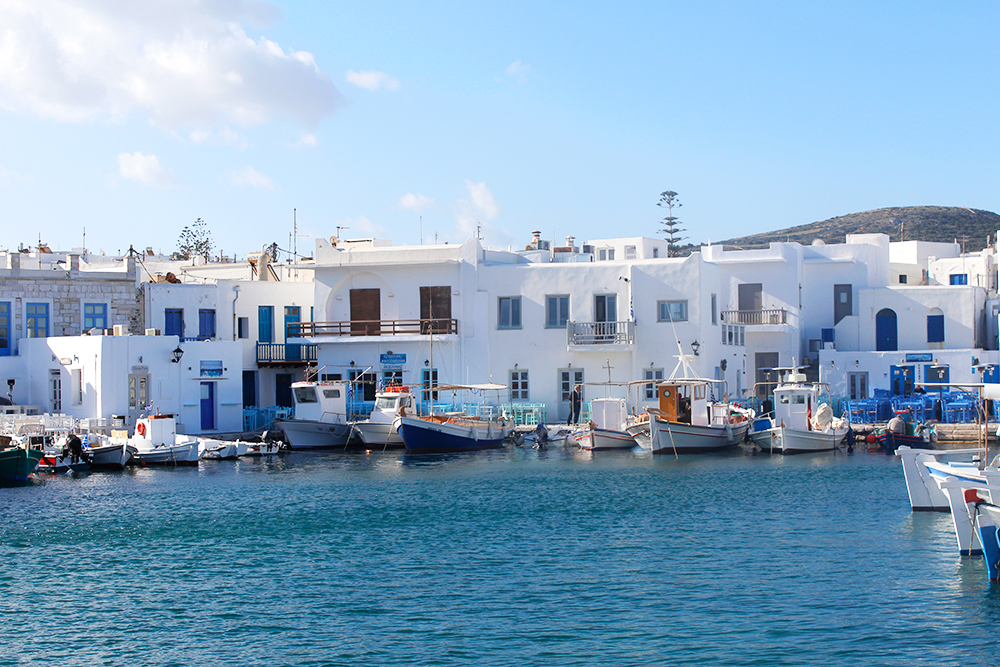 Paros in Photos