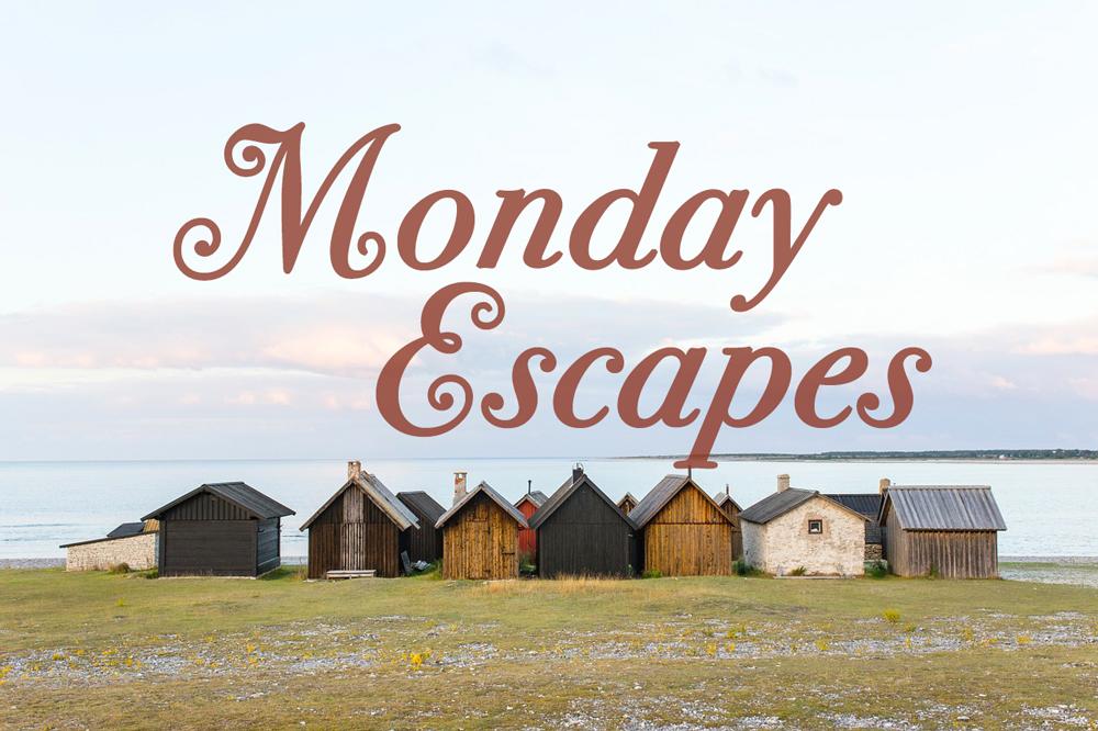Monday Escapes #38