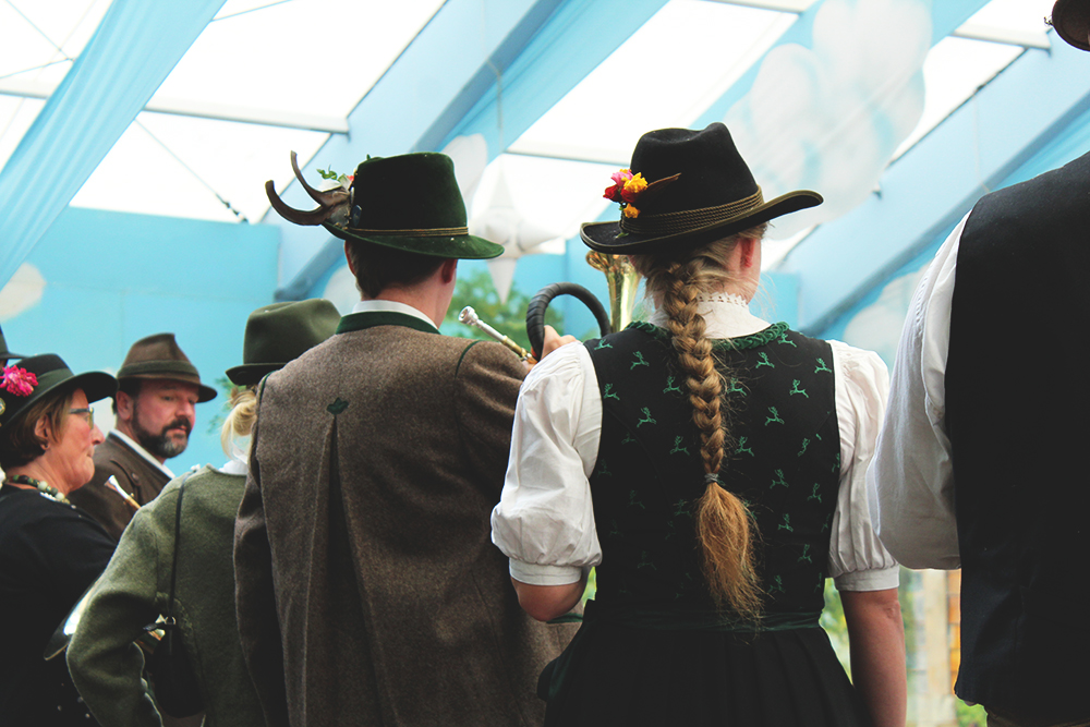 12 things you shouldn't do at the Oktoberfest