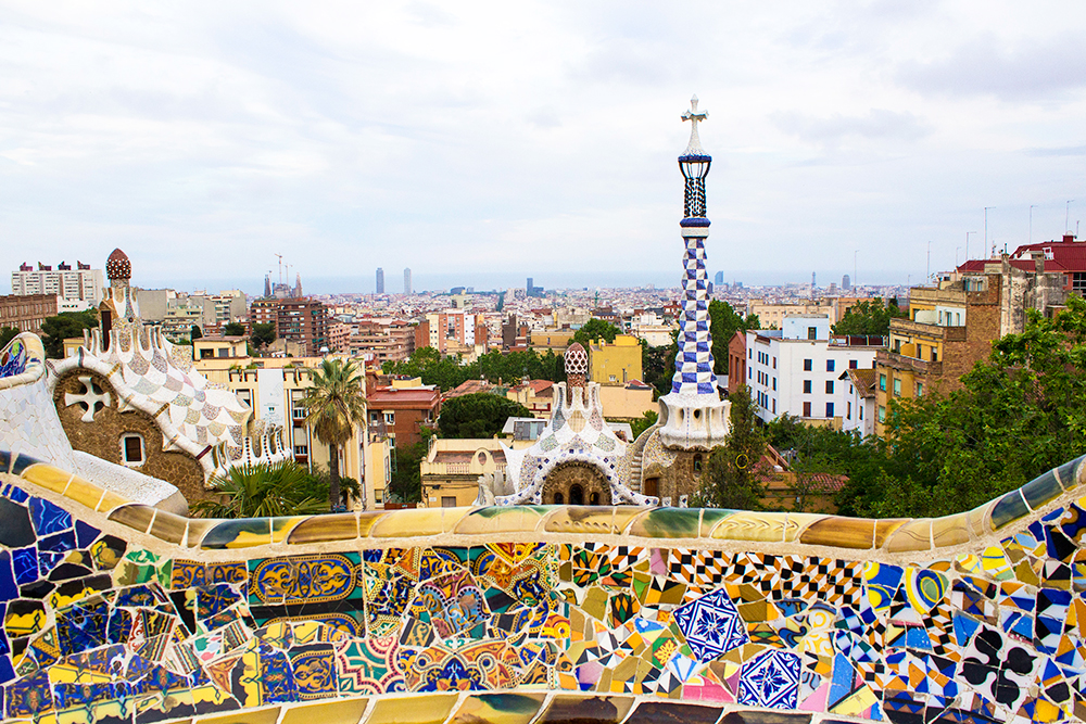 10 must do's in Barcelona
