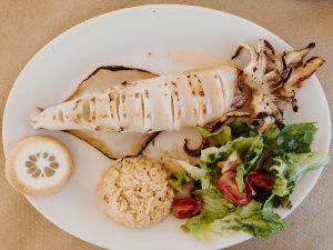 Where to eat in Paros, Greece