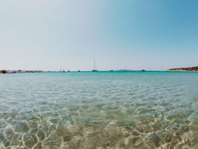 Top 5 Beaches On Paros Ng My